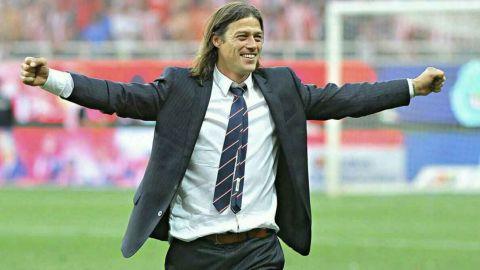 Matías Almeyda revela deseo por dirigir a Selección de Estados Unidos