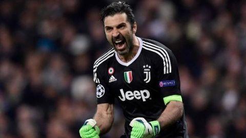 Buffon renovaría un año con más con la Juventus