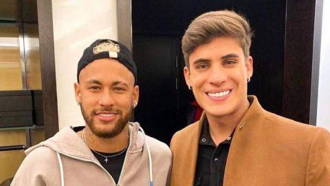 Neymar tiene nuevo padrastro, un gamer de 22 años