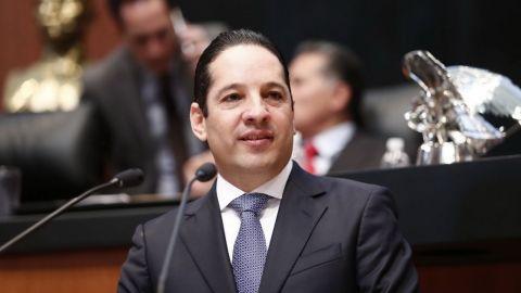 El gobernador de Querétaro venció al Covid-19