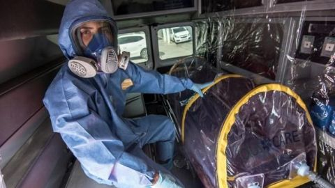 Suman 332 muertos y 5,014 contagiados por COVID-19 en México