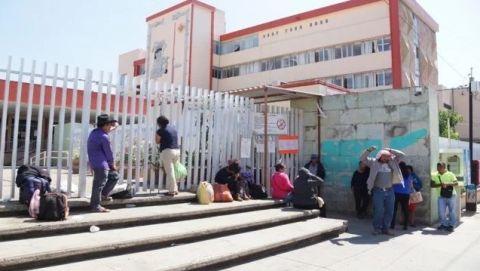 Roban 20 equipos para Covid-19 en Hospital Civil de Oaxaca