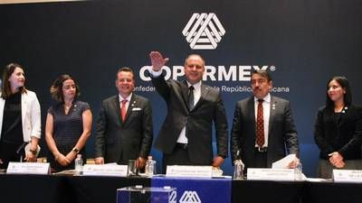 Coparmex propone generar salarios conjuntos entre empresas y gobierno.