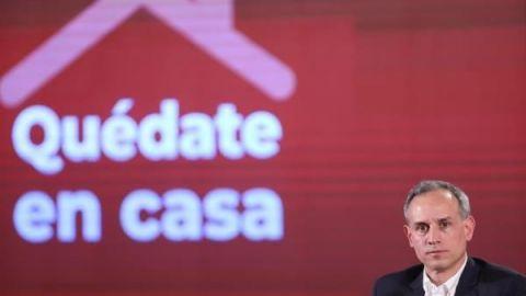 Jaime Bonilla duda de cifras de la Secretaría de Salud; López-Gatell le responde