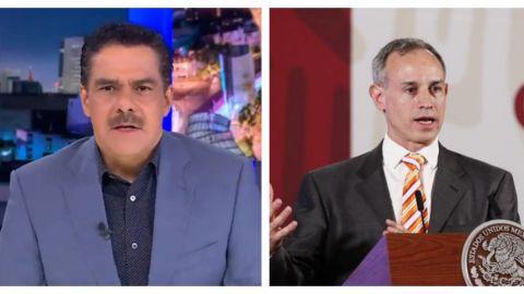 VIDEO: ''Ya no hagan caso a Hugo López-Gatell'': Javier Alatorre de Tv Azteca