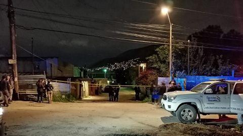 En fiesta en plena emergencia sanitaria en Tijuana, balean a cinco y muere uno