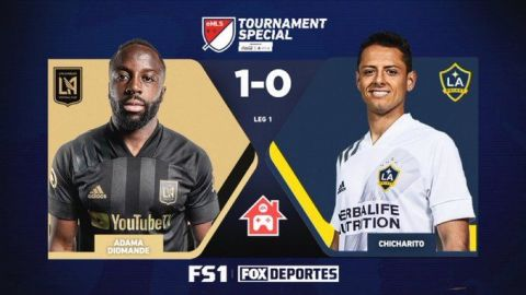 VIDEO: Chicharito eliminado del torneo FIFA20 de la MLS