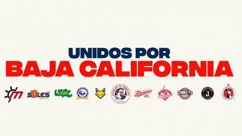 Deporte de Baja California se une contra el coronavirus