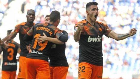 Valencia agradece a sus jugadores por bajarse el sueldo