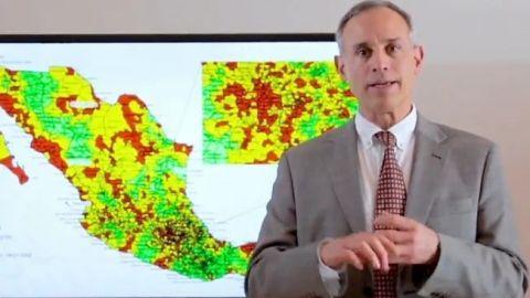 VIDEO: Vamos bien en la reducción de contagios por Covid-19: López-Gatell