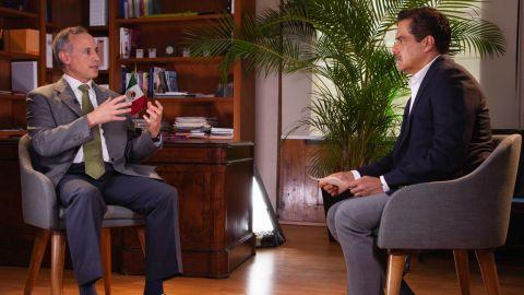 López-Gatell y Javier Alatorre se reúnen tras polémica
