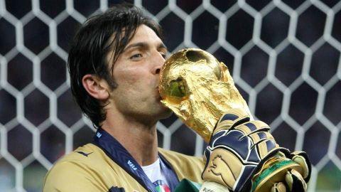 Buffon buscará su sexto Mundial