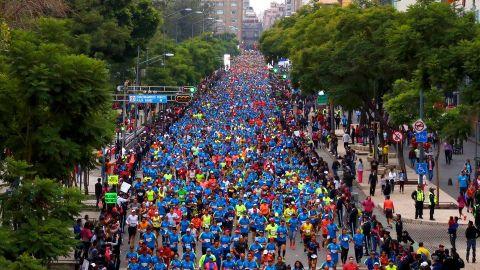Medio Maratón de la CDMX se pospone por el coronavirus