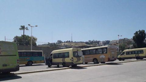 Emergencia sanitaria afecta a empresas del transporte público