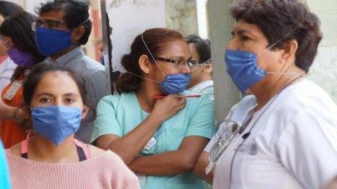 Muere niña de 3 años por Covid-19 en Oaxaca