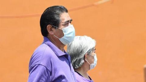 México contempla escenario de 15.000 personas críticamente enfermas