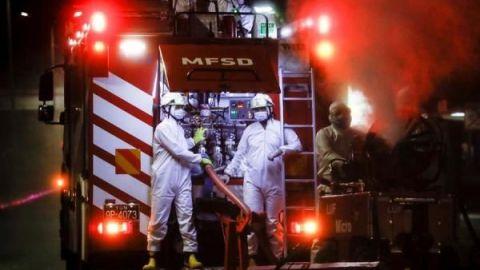 La OMS confirma más de 2,6 millones de casos globales y casi 182.000 muertes