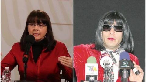 Omar Chaparro compara a la directora de Conacyt con Pamela Juanjo