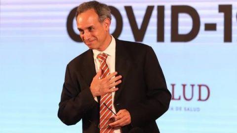 Positivo a Covid-19, reportero que cubre conferencias de López-Gatell