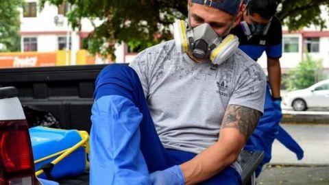 Brasil registra 338 muertes en 24 horas y el total llega a 4.543