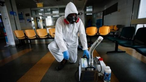 Los casos del nuevo coronavirus en Chile superan los 13.800