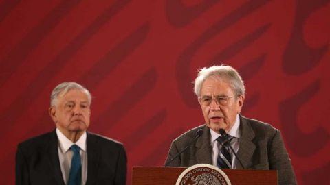 Secretario de salud asegura: ''El paciente, México, está en buenas condiciones''