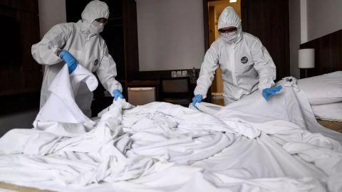 OMS pide reunión del Comité de Emergencia por la situación actual de la pandemia