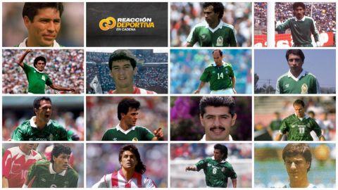 Reacción Deportiva en Cadena: VIDEO: La generación perdida, el TRI de Italia 90