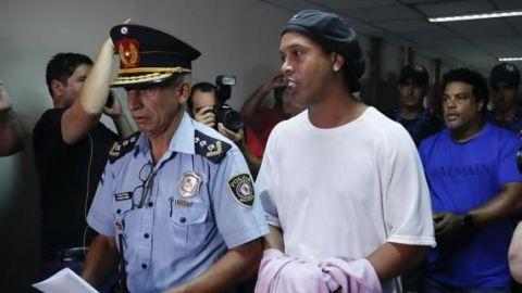 El negocio ilegal que provocó el arresto de Ronaldinho
