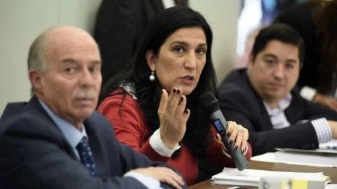 """""""Propuesta de AMLO rompe con la división de poderes"""""""