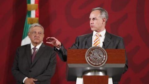 """Conferencias de López-Gatell triplican rating de """"mañaneras"""""""