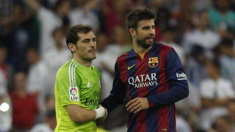 Piqué y Casillas hacen escándalo en Twitter
