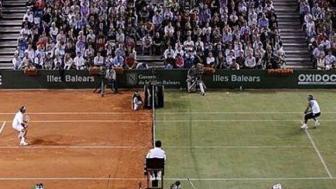Federer y Nadal en la Batalla de las Superficies