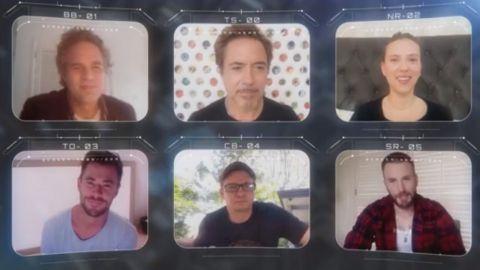 VIDEO: Avengers felices que se hicieran KidsChoiceAwards y envían mensaje juntos