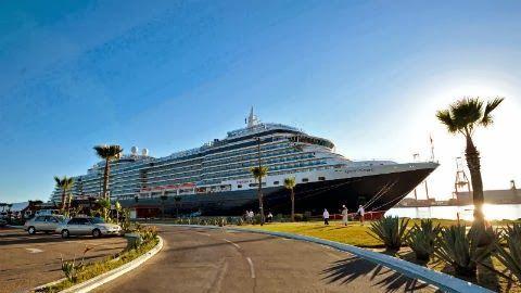No habrá arribos de cruceros hasta el mes de septiembre