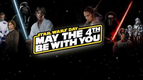 """La historia del 4 de mayo o cómo la fuerza """"creó"""" el Día de Star Wars"""