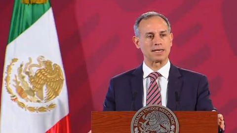 VIDEO: ''Hemos aplanado la curva'' asegura López-Gatell