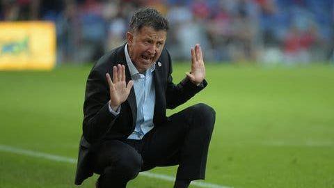 """""""Si pudiera, volvería a contratar a Osorio"""", dice Guillermo Cantú"""