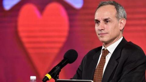 López-Gatell leerá poesía en evento del Fondo de Cultura Económica