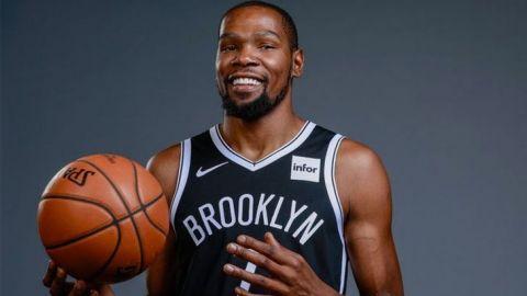 Kevin Durant: Temporada para el olvido
