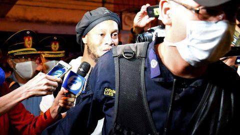 Rechazan recusación de gestores implicados en 'caso Ronaldinho'
