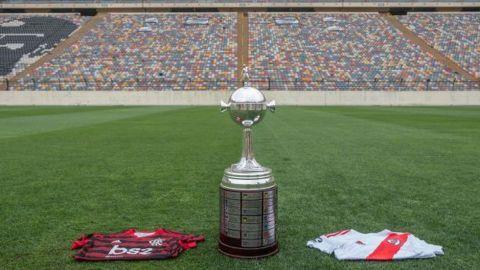 Final de la Copa Libertadores se disputaría en enero