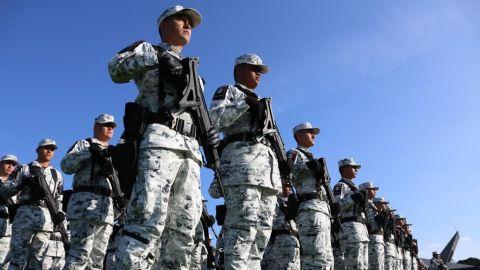 Militarización de seguridad es un riesgo para Derechos Humanos