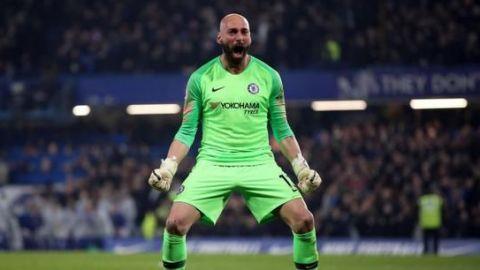 Chelsea amplía contratos a argentino Caballero y Giraud