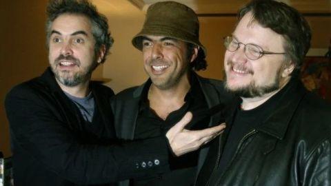 Se queda Fidecine, gracias a Del Toro, Cuarón e Iñárritu