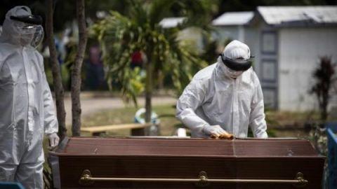 "Sudamérica es nuevo ""epicentro"" coronavirus, África supera 100.000 casos: OMS"