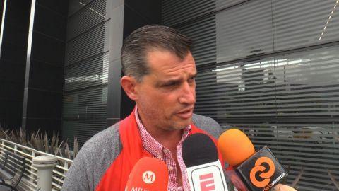 Hay que estar sanos y fuertes, después pensar en regresar al futbol: Nacho Palou