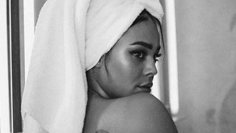FOTO: Danna Paola comparte sexy foto en pijama 😏
