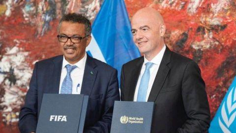 OMS y FIFA se unen en campaña contra violencia doméstica