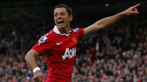 Recuerdan fichaje de ''Chicharito'' con el Manchester United